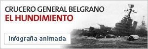 Ataque al crucero General Belgrano