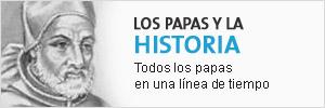 Los papas y la historia
